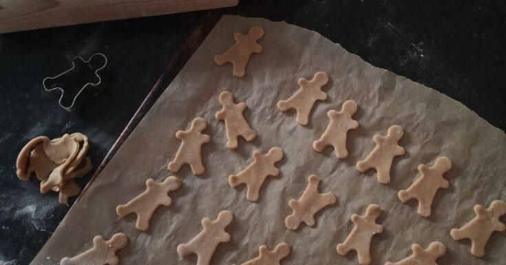 Gingerbread Men (reduced sugar)