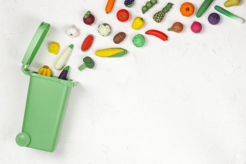 cut down on food waste