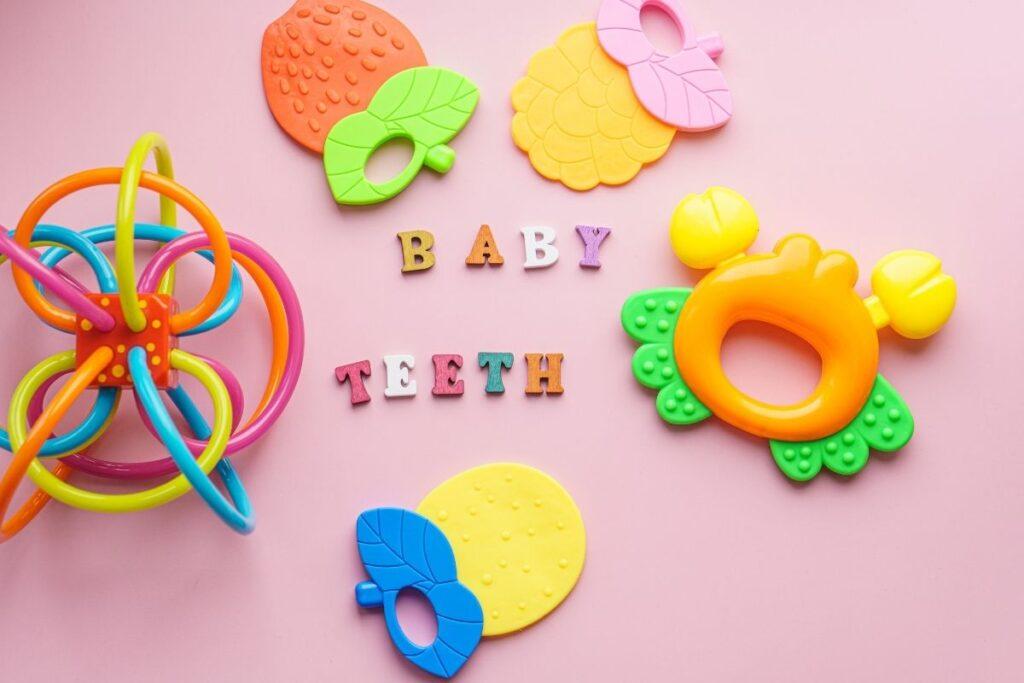 Finger food ideas for teething babies