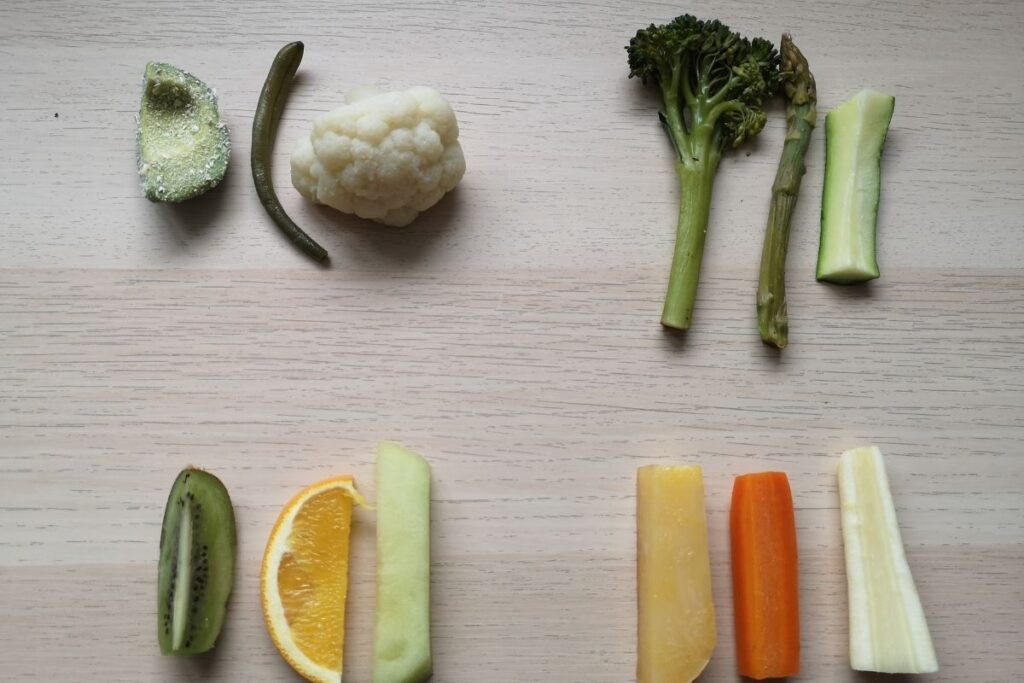 First finger foods for babies