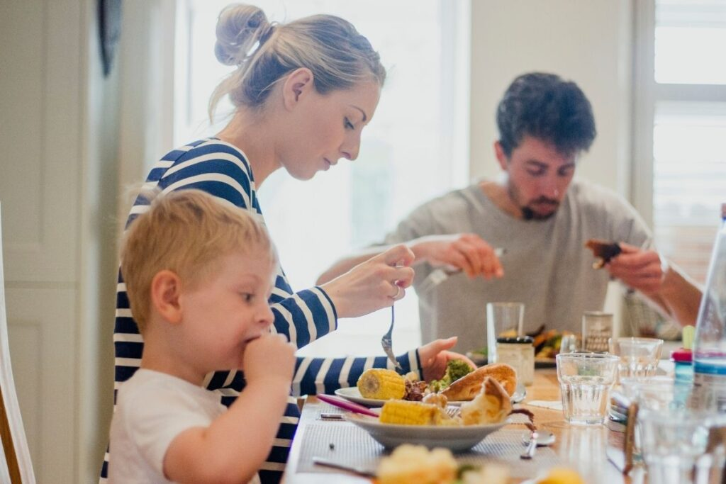Family Dinner Rules